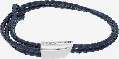Davidoff Armband in blau, Produktansicht