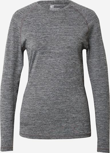 HIIT Camiseta funcional en gris, Vista del producto