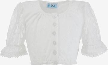 MARJO Blouse in White
