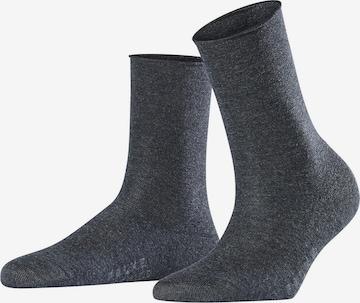 FALKE Socks in Grey