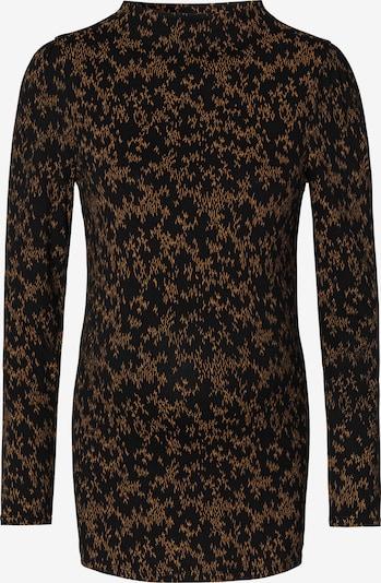 Supermom Shirt in de kleur Geel / Zwart, Productweergave