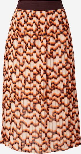 SCOTCH & SODA Rock in creme / orange / burgunder, Produktansicht