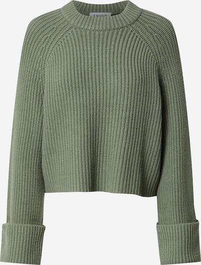 EDITED Pullover 'Brittany' in grün, Produktansicht