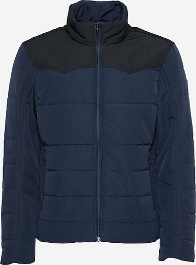 WRANGLER Winterjas in de kleur Navy / Zwart, Productweergave