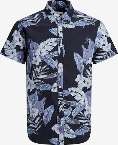 Jack & Jones Plus Košile 'JJCHRIS' - kouřově modrá / chladná modrá / šedá / černá / bílá, Produkt