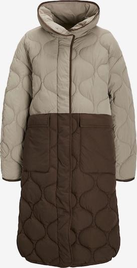 JJXX Vinterfrakke 'JXLENORA' i beige / brun, Produktvisning