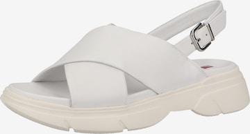 Högl Sandale in Weiß