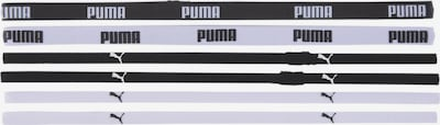 PUMA Sportbänder in schwarz / weiß, Produktansicht