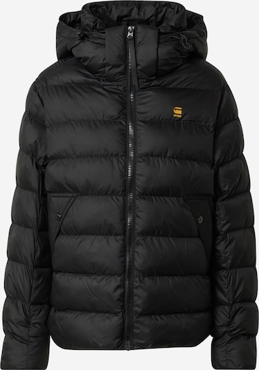 G-Star RAW Veste d'hiver 'Whistler' en noir, Vue avec produit