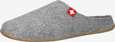 Living Kitzbühel Hausschuh in grau, Produktansicht