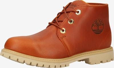TIMBERLAND Schnürstiefelette in orange, Produktansicht