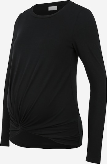 MAMALICIOUS Shirt 'ELLI' in de kleur Zwart, Productweergave