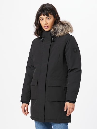 ONLY Winter coat in black, View model