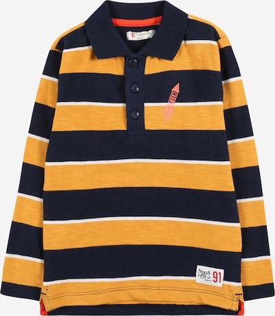 Noppies T-Krekls 'Bacau', krāsa - tumši zils / tumši dzeltens, Preces skats