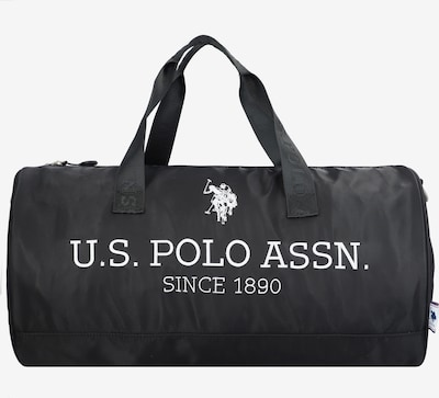 U.S. POLO ASSN. Reisetasche  ' Bump Weekender ' in schwarz, Produktansicht