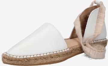 ROYAL REPUBLIQ Sandale 'Pilgrim' in Weiß