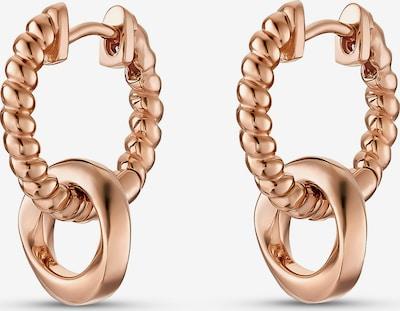 JETTE Ohrringe in rosegold, Produktansicht