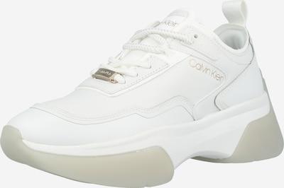 Calvin Klein Låg sneaker 'STATEMENT' i vit, Produktvy