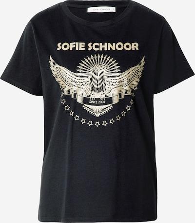 Sofie Schnoor Тениска в злато / черно, Преглед на продукта