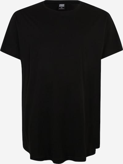 Urban Classics Big & Tall Тениска в черно, Преглед на продукта