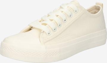 NA-KD - Zapatillas deportivas bajas en blanco