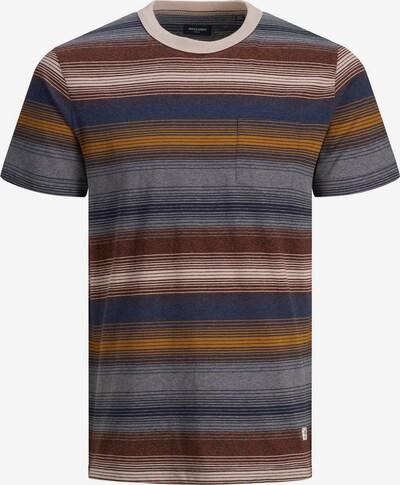 JACK & JONES Shirt in de kleur Bruin, Productweergave
