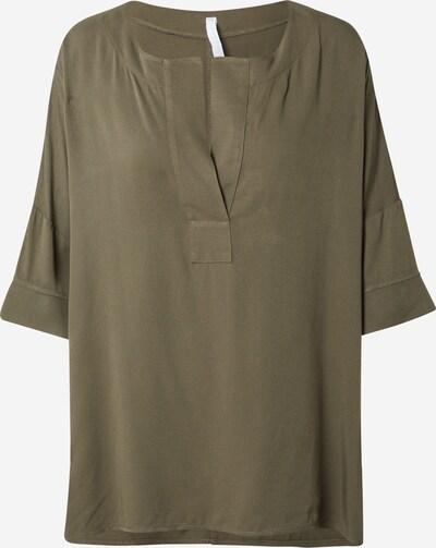 IMPERIAL Bluse in khaki, Produktansicht