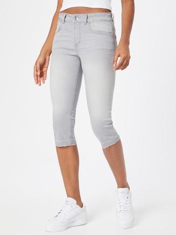 TOM TAILOR Jeans 'Alexa' in Grau