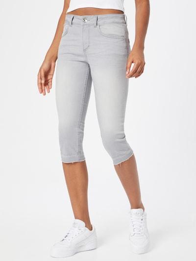 TOM TAILOR Jeans 'Alexa' in grau, Modelansicht