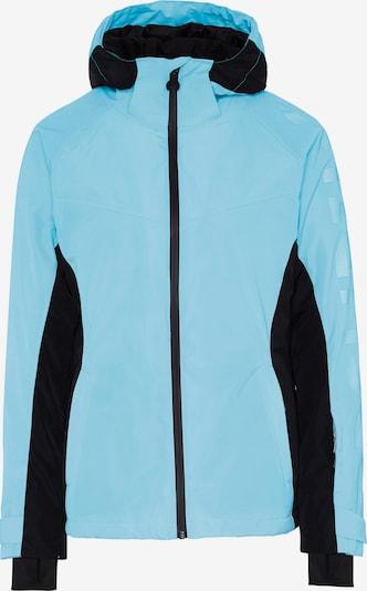 CHIEMSEE Sportjas 'Hilltop' in de kleur Blauw / Zwart, Productweergave