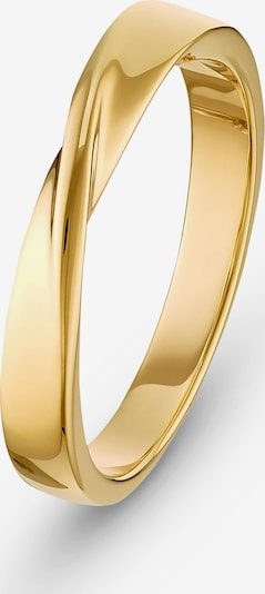 CHRIST Ring in gold: Frontalansicht