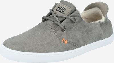 HUB Sneaker 'Kyoto' in graumeliert, Produktansicht