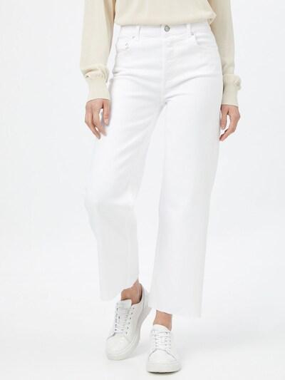 Boyish Jeans 'MIKEY' in weiß, Modelansicht