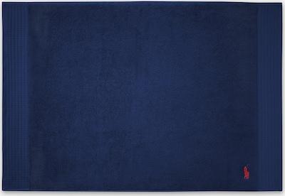 RALPH LAUREN Badematte 'POLO PLAYER' in blau / navy / dunkelblau, Produktansicht