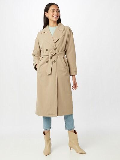 bézs Cotton On Átmeneti kabátok, Modell nézet
