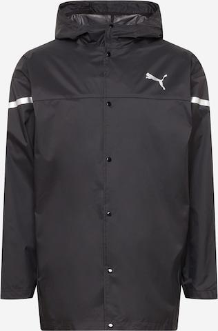 PUMA Funkčná bunda - Čierna