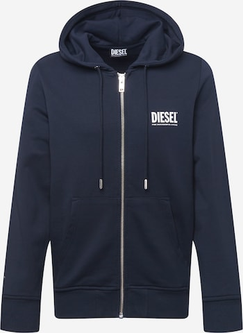 DIESEL Dressipluus 'GIRK', värv sinine