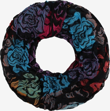 MO Loop scarf in Mixed colours