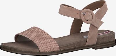 s.Oliver Remienkové sandále - staroružová, Produkt