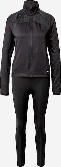 PUMA Športna trenirka 'Active Yogini' | črna barva, Prikaz izdelka