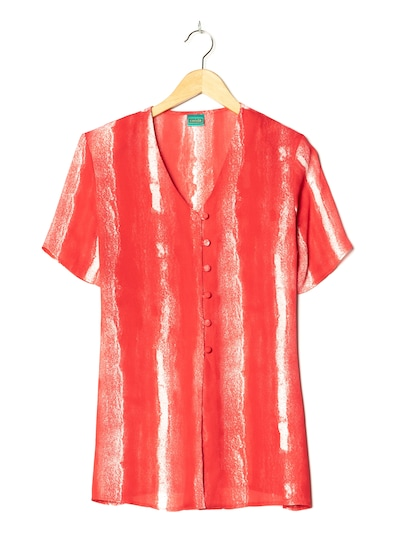 Canda Bluse in M-L in rot, Produktansicht