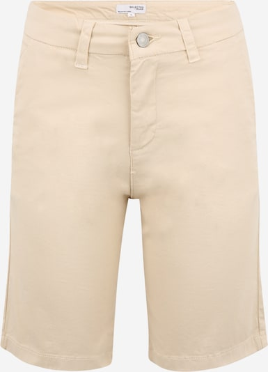 Selected Femme Tall Shorts 'MILEY' in beige, Produktansicht