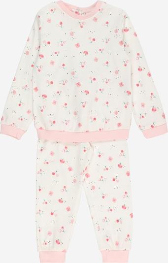 OVS Nachtkledij in de kleur Gemengde kleuren / Rosa / Wit, Productweergave