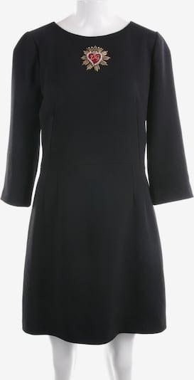 DOLCE & GABBANA Kleid in L in schwarz, Produktansicht