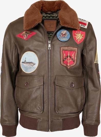 TOP GUN Between-Season Jacket in Brown, Item view