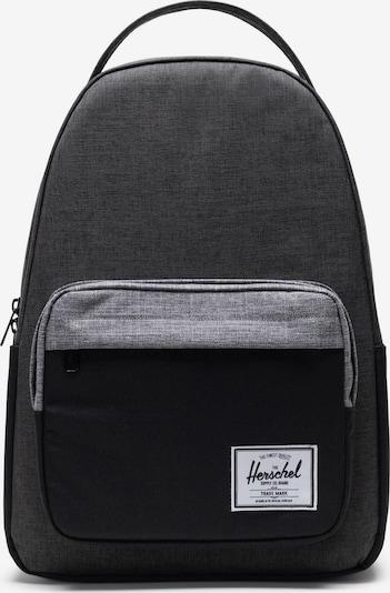 Herschel Backpack in Grey / Anthracite / Black, Item view