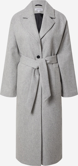 EDITED Prechodný kabát 'Cecilia' - sivá melírovaná, Produkt