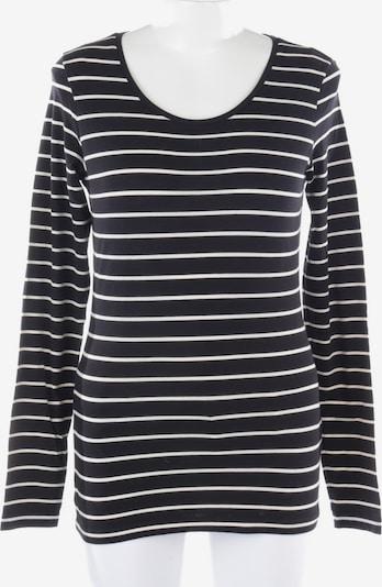 HUGO Shirt in L in schwarz / weiß, Produktansicht