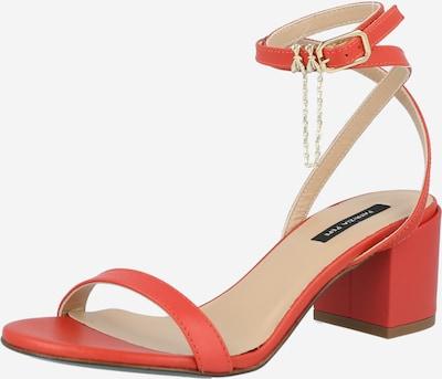 PATRIZIA PEPE Sandales en rouge, Vue avec produit