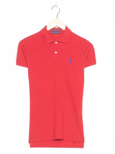 RALPH LAUREN Polohemd in XS-S in rot, Produktansicht
